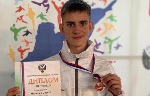 Поздравляем Мальцева Сергея с присвоением звания Мастер спорта России!