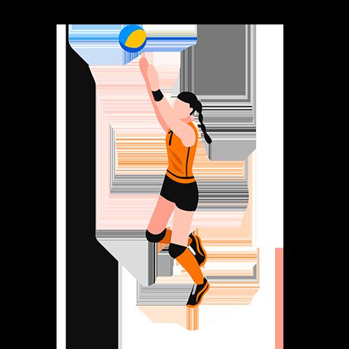 Отделение волейбола