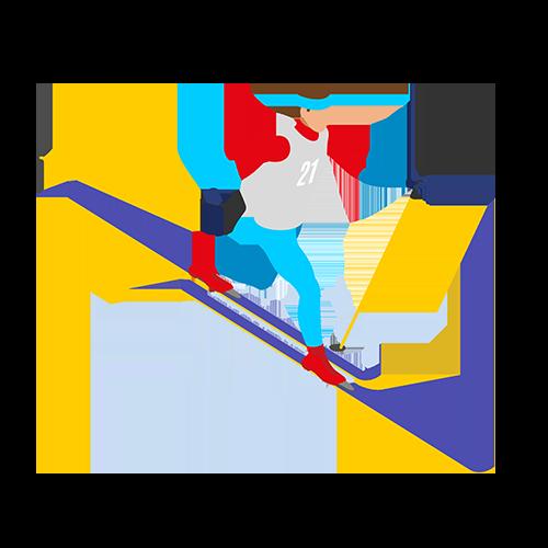 Отделение лыжных гонок