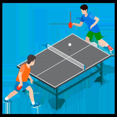 Отделение настольного тенниса
