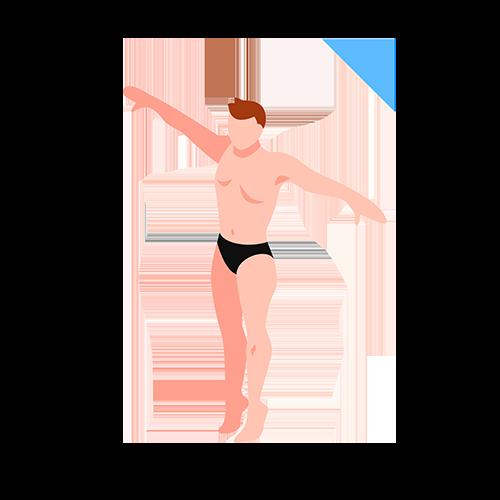 Отделение плавания