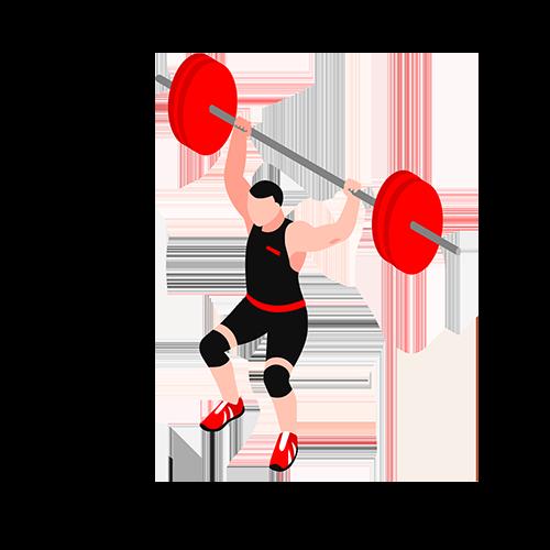 Отделение тяжёлой атлетики